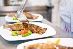 menu degustacion en restaurante flati loja