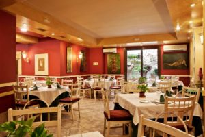 Restaurante de comida típica del Poniente Granadino en Loja