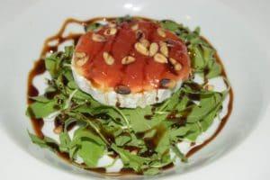 Menú Dos Reinos Dos Culturas Restaurante Flati