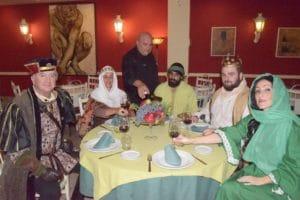 Dos reinos dos culturas Restaurante Flati
