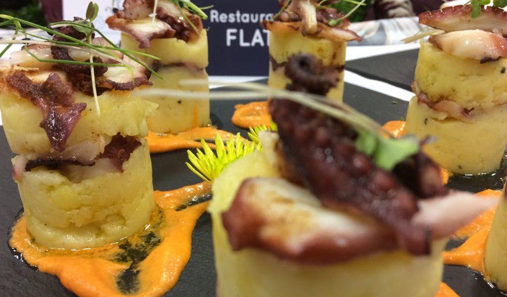 Feria de la Tapa de Loja en Restaurante Flati