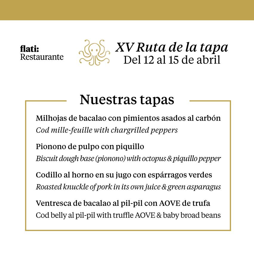 15-Ruta-de-la-Tapa-de-Loja-2018---Nuestra-propuesta-de-tapas-menú