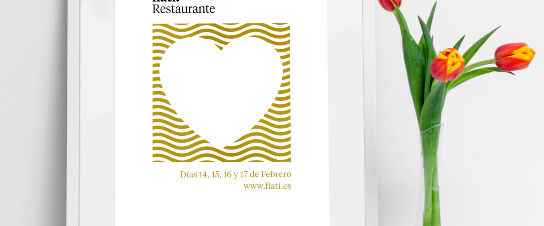 Menú para San Valentín 2019 - Noticias del Restaurante Flati