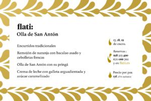 Olla San Antón 2020