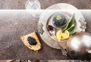 Caviar Restaurante Flati Riofría